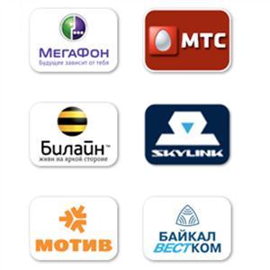 Операторы сотовой связи Вожеги